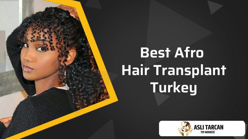 Best Afro Hair Transplant Turkey