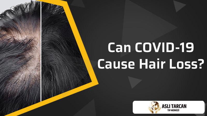 Can COVID-19 Cause Hair Loss?