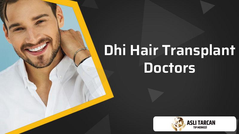 DHI Hair Transplant Doctors