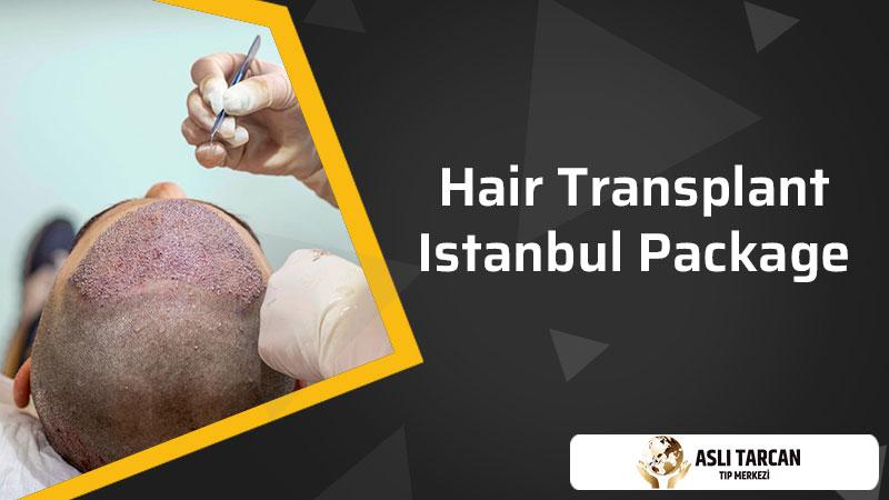 Hair Transplant Istanbul Package