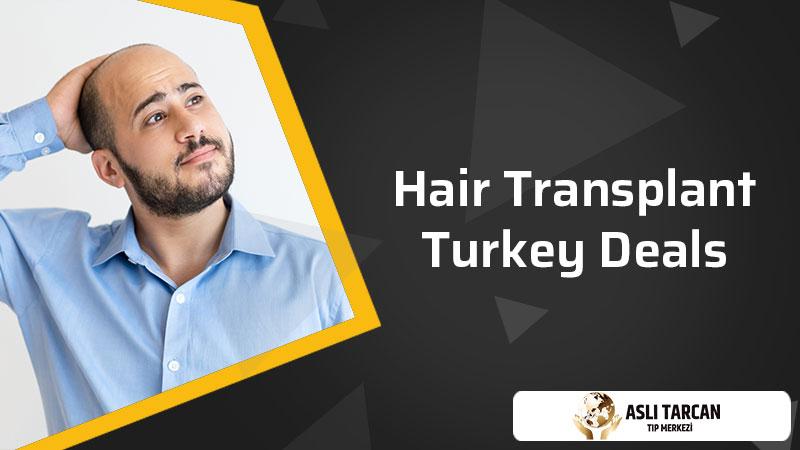 Hair Transplant Turkey Deals