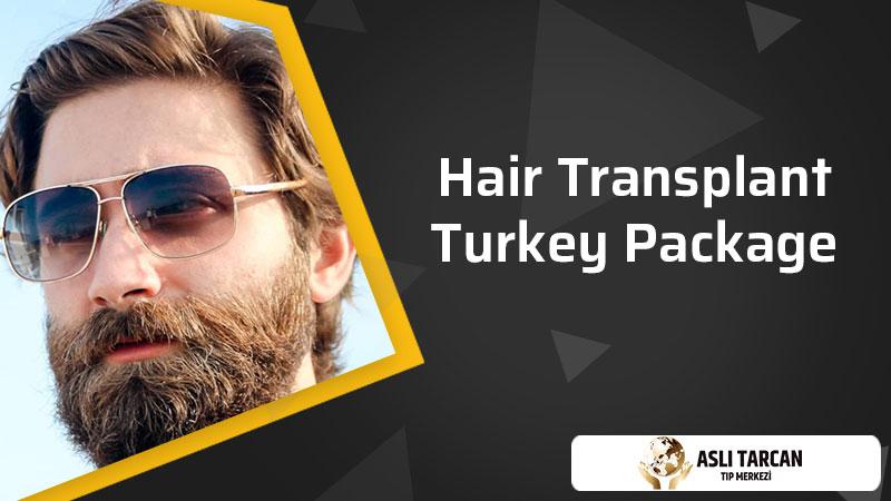 hair transplant turkey package