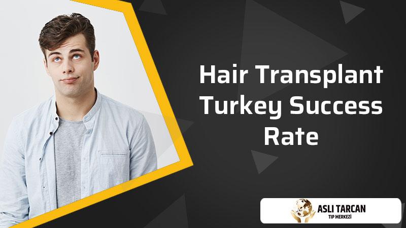 Hair Transplant Turkey Success Rate