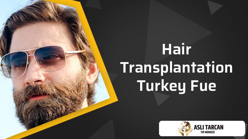 Hair Transplantation Turkey Fue