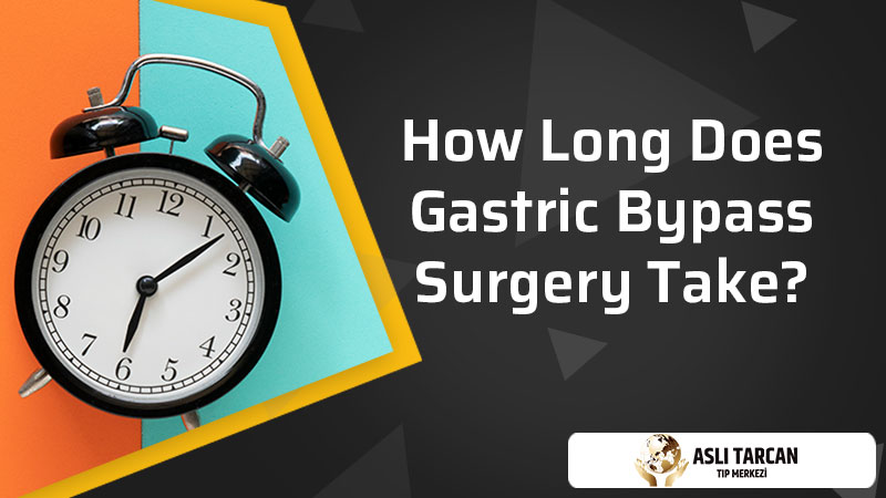 How Long Does Gastric Bypass Surgery Take?