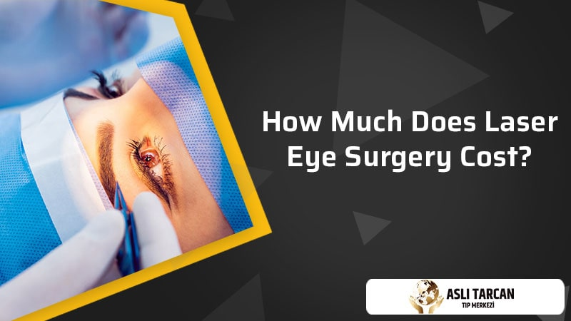 How Much Does Laser Eye Surgery Cost?