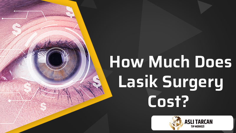 How Much Does Lasik Surgery Cost?