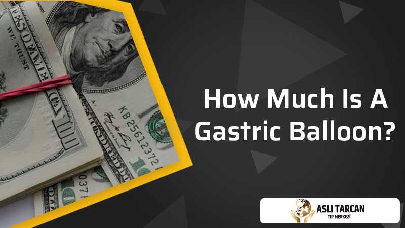 How Much Is A Gastric Balloon?
