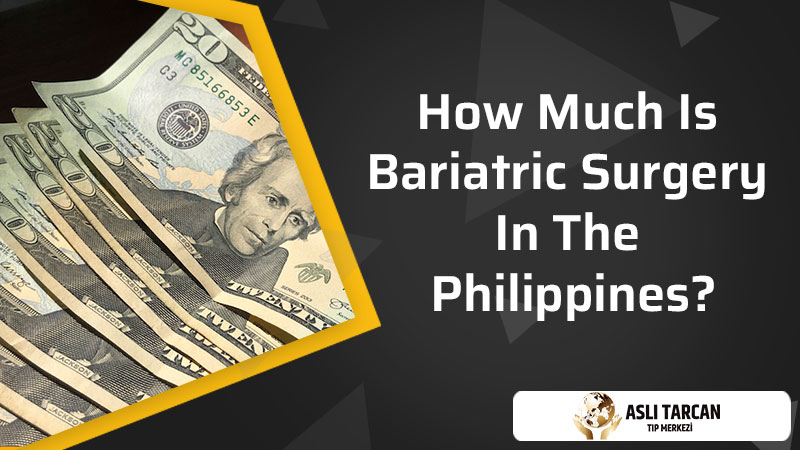 How much is bariatric surgery in the Philippines?