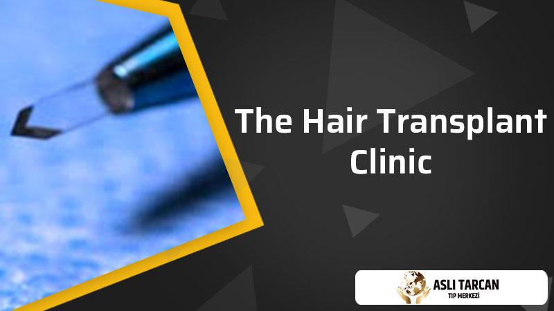 The Hair Transplant Clinic
